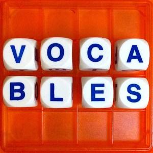 vocables