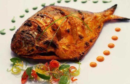 Recheado masala fish