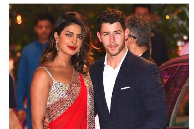 Priyanka Chopra and Nick Jonas wedding