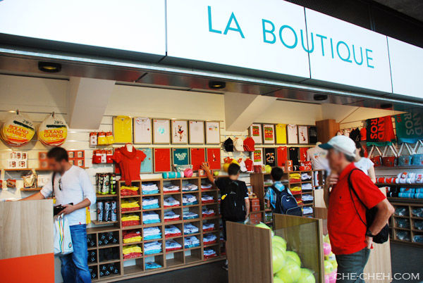 paris day 11 roland garros shopping
