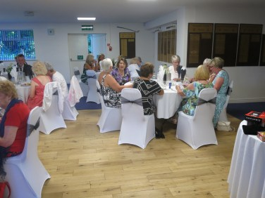 Lady Captain's Day Meal