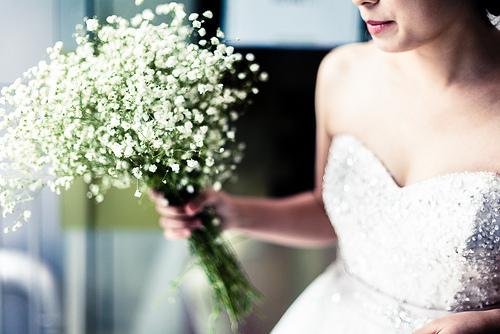 Inexpensive Winter Wedding Bouquets