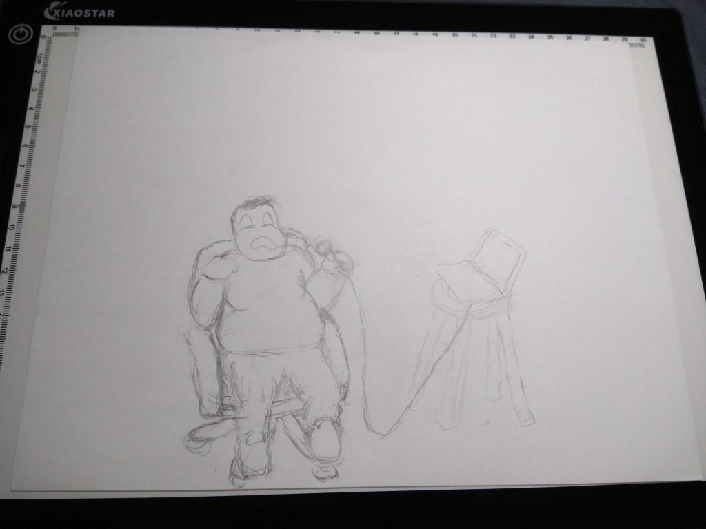 Sketch of macot