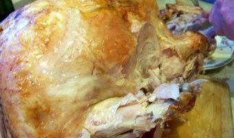 How to Cook a Juicy Turkey – Use Cheesecloth