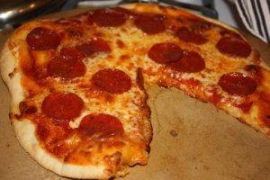 Pizza Dough in the Food Processor