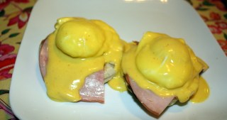When Life Gives You Eggs, Make Eggs Benedict!