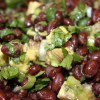 Black Bean and Avocado Salad from Dinner: A Love Story