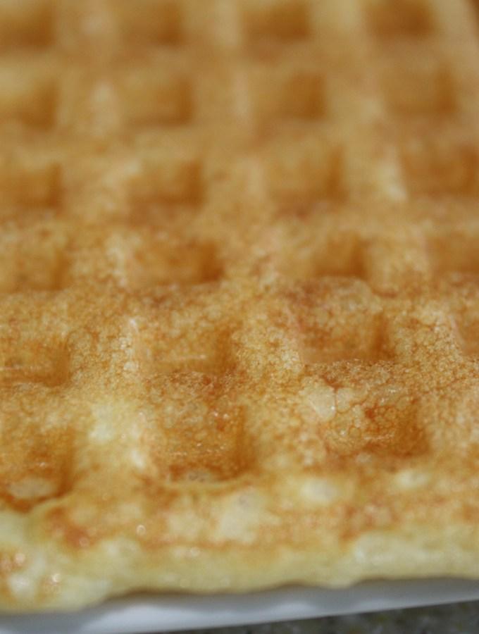 raised waffles