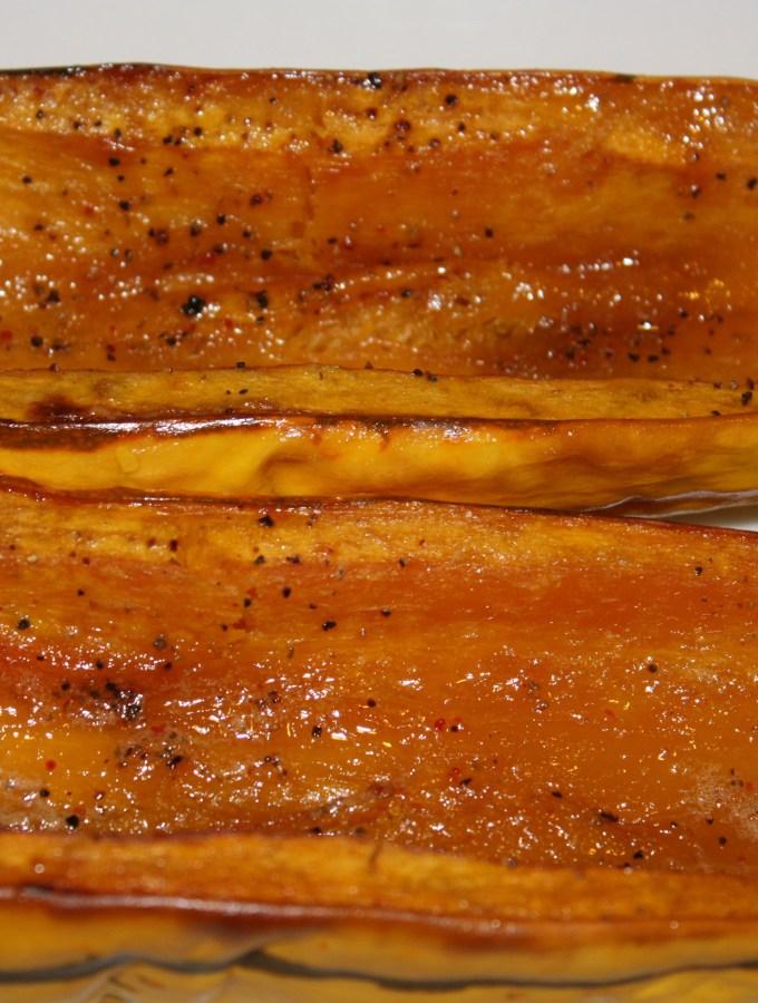 Roast Delicata Squash