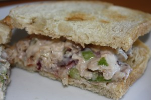 Best Chicken Salad Sandwich