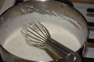 homemade cream soup base