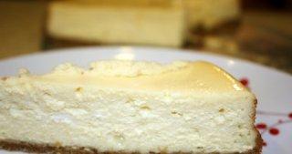 Super Easy Lemon Cheesecake