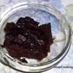 mocha walnut pudding cake