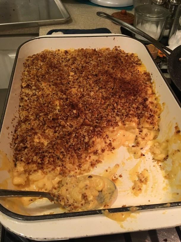 Teigen's Macaroni and Cheese