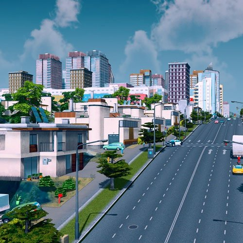 Epic Games Account With: Cities: Skylines