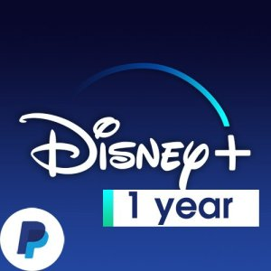 Disney+ Plus Account [1 Year]