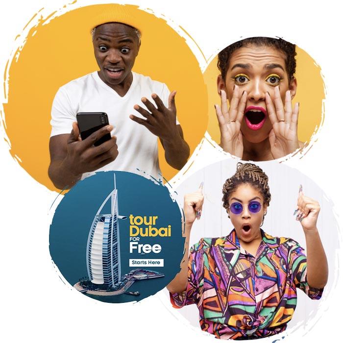 Tour Dubai for Free with Cheap Dubai's Freebies Travel Agent