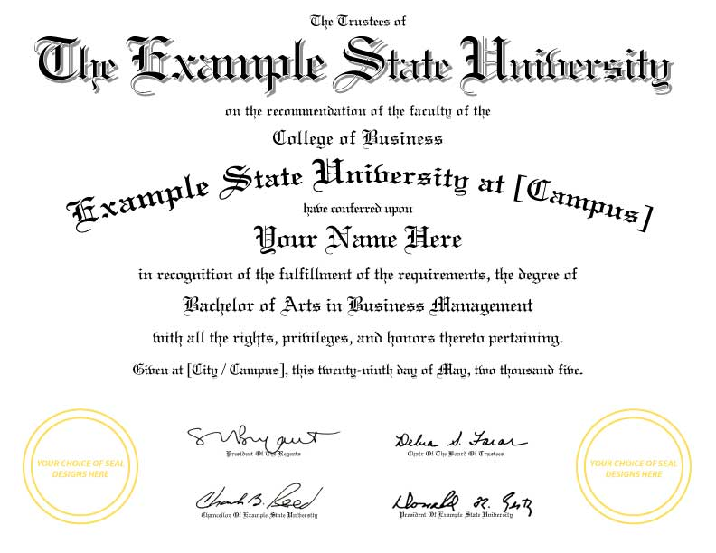 fake diploma template d03 cheaper than tuition
