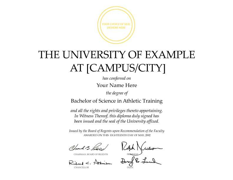 Diploma Template. college diploma templates fake college diplomas ...