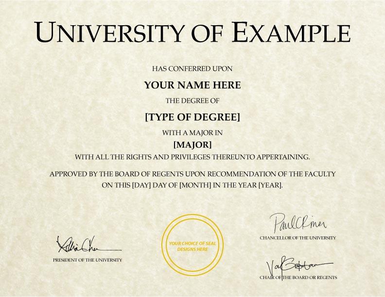 fake diplomas certificates college university replicas
