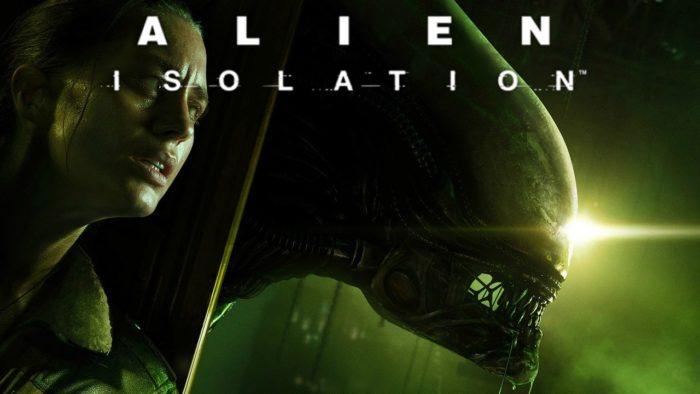 THE BEST HORROR GAMES FOR PS4 - ALIEN