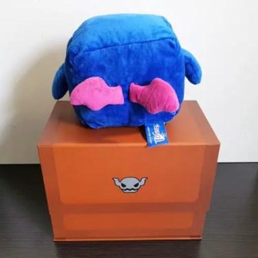 Rosen Queen's Prinny on box back