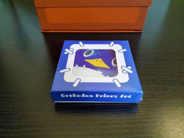 Rosen Queen's disgaea prinny coaster box 1