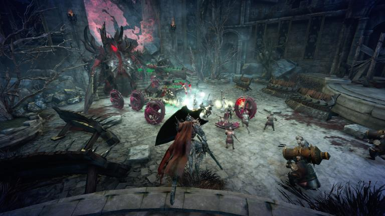 Hell Warders Review Nintendo Switch 5
