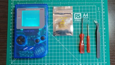 Gameboy Advance Backlight Screen Mod | Helpful Guide with Pictures!