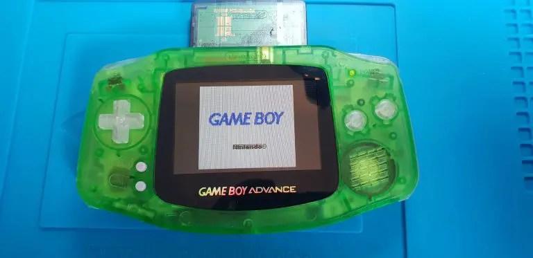 game boy games repair guide logo