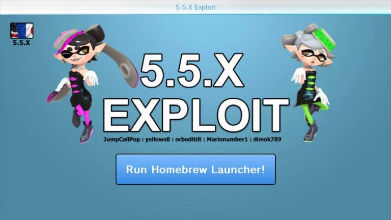 WiiU Exploit