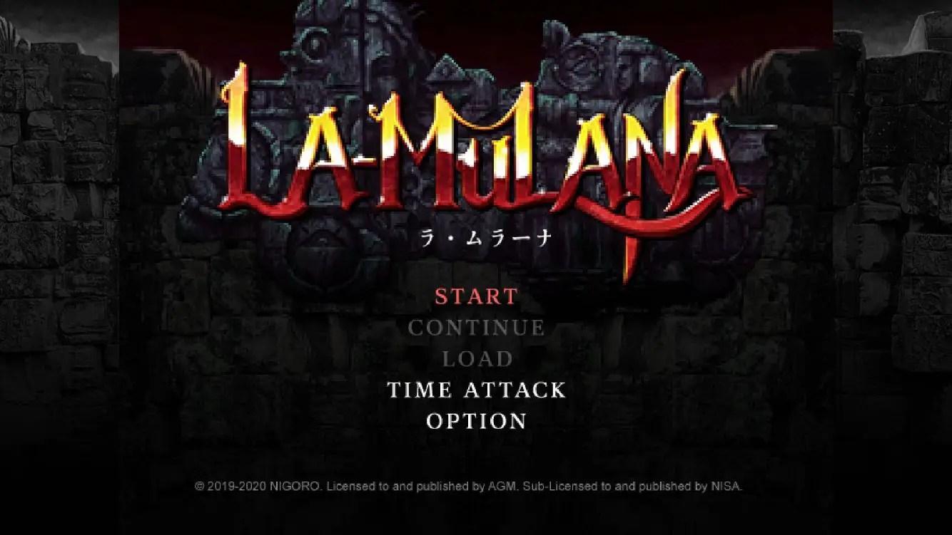 La Mulana switch review