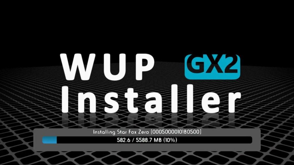 Wii U USB Helper Guide WUP
