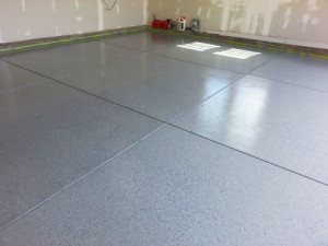 aplicación de pintura epóxica para pisos