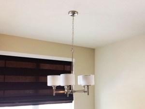 Cómo forrar lámparas con tela