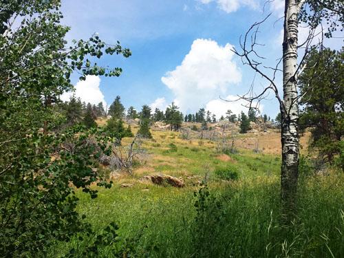 Excursionando en el Norte de Colorado