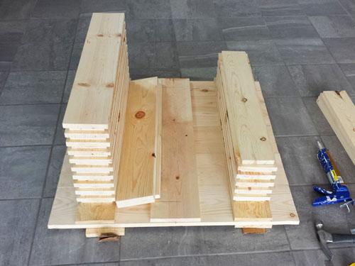 Ideas de mesas de centro hechas a mano