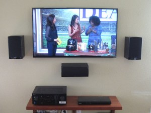 DIY Home Theater Installation