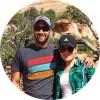 Carla and Tony in Utah