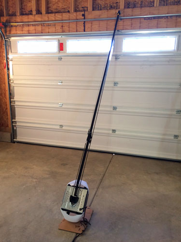 Iinstalling new garage door opener
