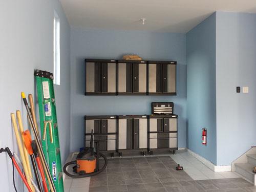 Kobalt garage metal cabinets