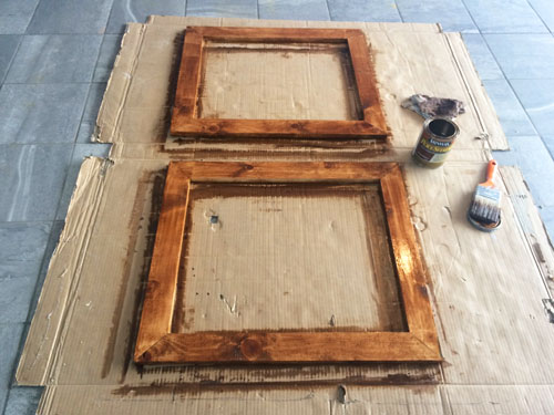 Make your photo frame