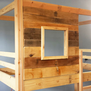 How To Build A Fun Bunk Bed For Kids It S Easier And Cheaper Than