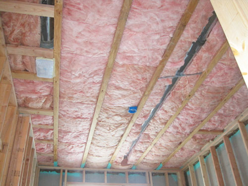 How To Complete A Diy Basement Walls, Basement Ceiling Insulation Cover