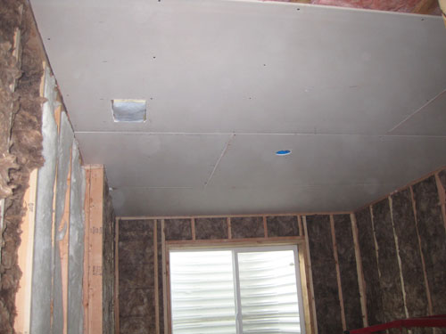 DIY Basement Drywall Project, Easier And Faster Than We