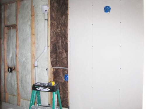 How To Hang Drywall In Basement, How To Hang Drywall In The Basement