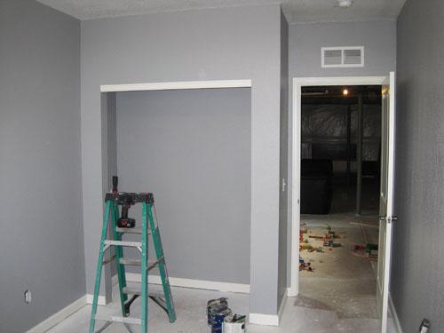 Installing closet sliding doors