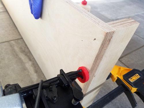 DIY Shelf Assembly
