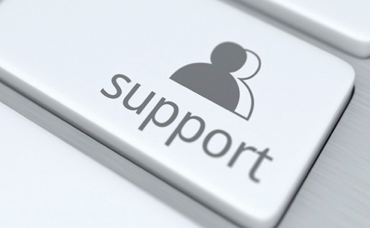 Support Key