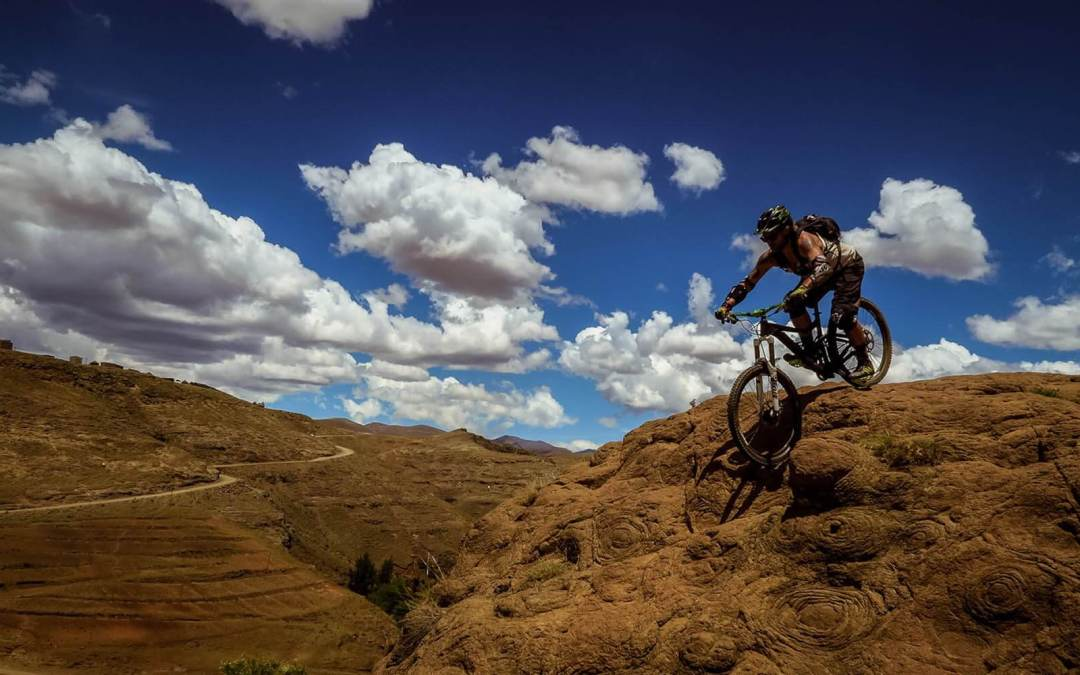 Discovering Lesotho In Different Modes Of Transportation